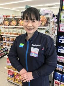 店長 久我奈美子さん