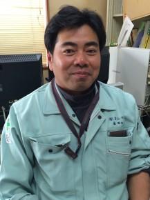 代表取締役 金田俊樹さん(39)
