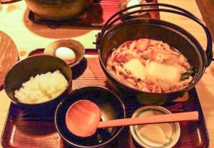 饂飩鍋(うんどんなべ)