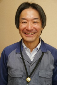 統括主任 小野裕さん