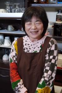竹内須美子さん