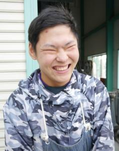 坂東隆嗣さん(21)