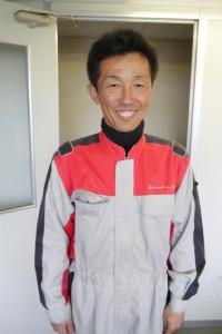 松井健彰さん(46)