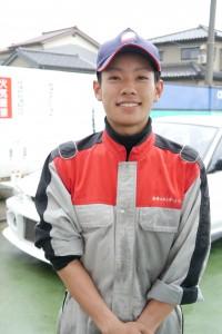 吉田亮太郎さん(19)