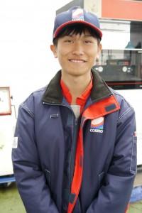 毛利友也さん(18)
