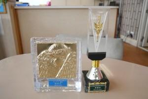 平成25年の富山県自動車整備技能競技大会で準優勝