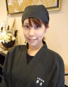 戸田 操さん(28)