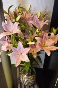 花も優美な雰囲気
