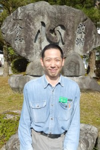 代表取締役 内山彰博さん