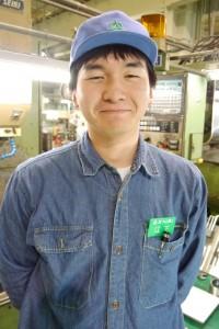 江下徹さん(22)