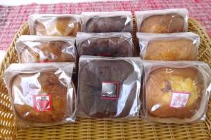 ケーキ各種(小サイズ)450円