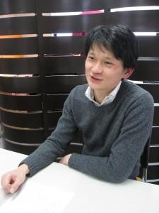 代表取締役 福井 信英さん