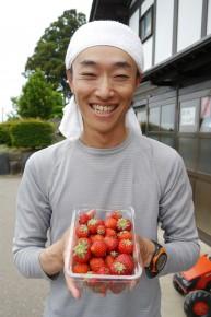 稲葉悟さん(41)