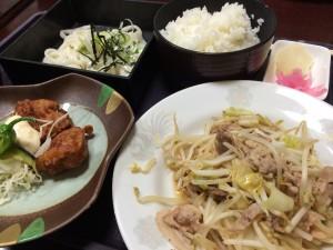 日替わりランチ(800円)