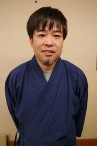 仏師 住吉太雲さん(38)