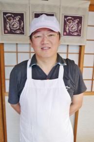 森敦史さん(45)