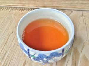 メグスリノキのお茶(無料)