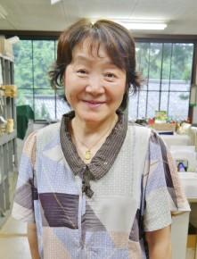 会長 中田真法さん