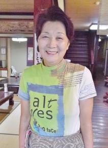 おかみ 松井裕子さん(65)