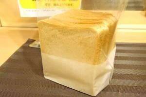 大豆プロテインとプルーン配合の元気食パン