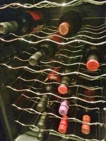 ワインセラーも完備