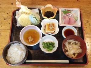 日替わりランチ(780円)