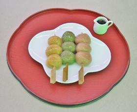 薬膳だんご(550円)