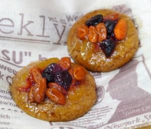 オリジナルの薬膳クッキー