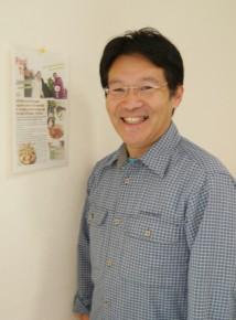 代表 茶木 勝さん(47)