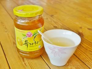 ゆず茶(税別297円)