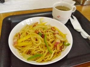 インディアンカレースパゲティ(650円)