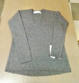 ヤクのセーター(toi.toi.toi)税別26,000円