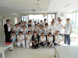 回復期リハビリテーション病棟の職員