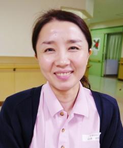 山本由美子さん