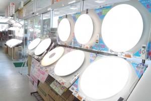 明るくて省エネのLED照明