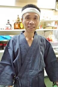 マスター 柴田 久義さん(59)
