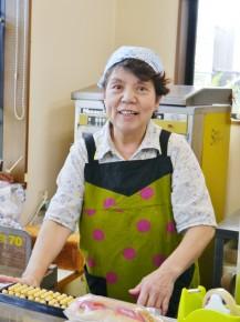 代表 宍戸 恵美子さん(69)