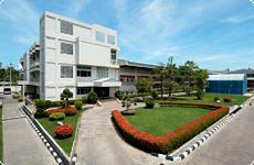バンコクにある工場「タイウスイ」