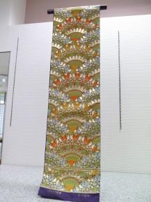 龍村美術織物の帯(160万円)