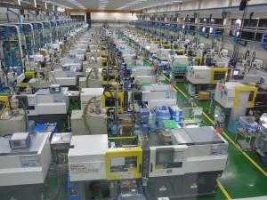 311人の従業員が働くタイ工場