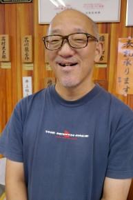 店長 井上雅喜さん(51)