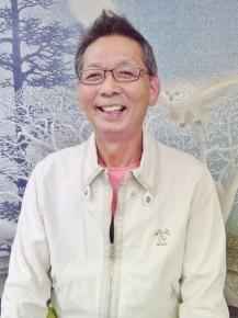 店主 松田 正彦さん(67)