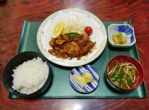 日替わりランチ(税込750円)
