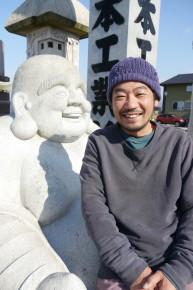 専務取締役 杉本 俊二さん(39)