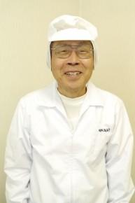 工場長 嶋川 淳さん(68)