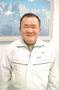 代表取締役 碓井 雅人さん(65)