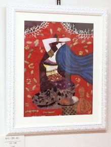 平井さんの押し花