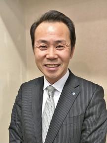 上市営業部 部長 市村敏寿さん