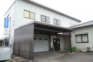 郷柿沢にある会社