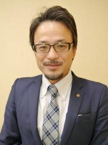 取締役社長 酒井健吉さん(41)